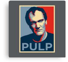 Pulp! Canvas Print