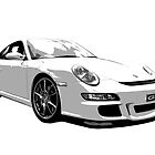 Porsche GT3 by Clintpix