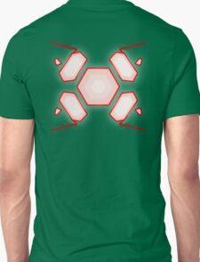 Dark Zero Suit Unisex T-Shirt