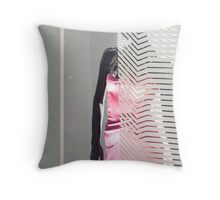 Ginza #2 Throw Pillow