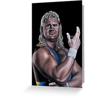 90's Mr. Perfect Art Greeting Card