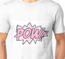 Comic Book Pow! Unisex T-Shirt