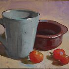 Morning Still life by Les Castellanos