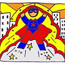 superhero by Caroline Munday