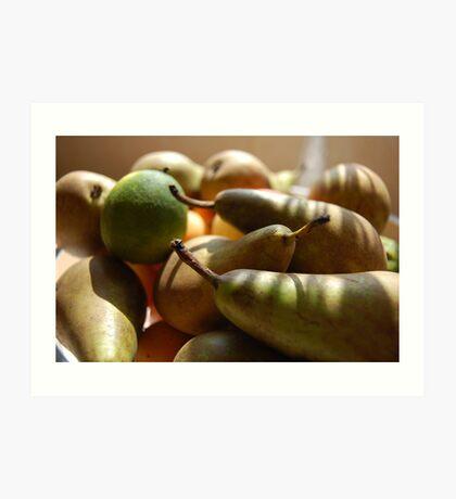 Fruitful Harvest Art Print