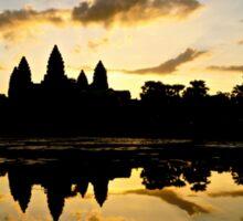 """Siem Riep, Cambodia: """"Angkor Wat"""" Sticker"""