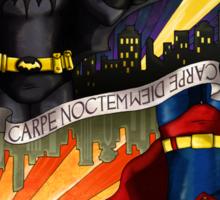 Carpe Sticker