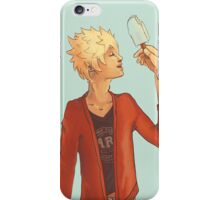 sharing is caring iPhone Case/Skin
