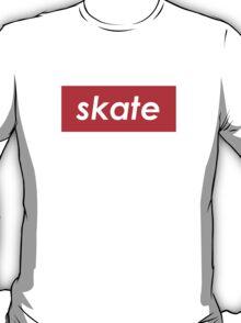 Skate, brand logo parody T-Shirt