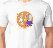 real witches color-coordinate Unisex T-Shirt