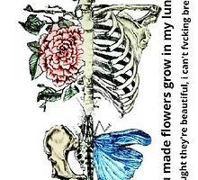 Flowers grew in my lungs by Mvsicmayhxm