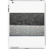 Winter Frost Ice Crystals iPad Case/Skin