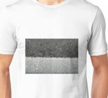 Winter Frost Ice Crystals Unisex T-Shirt