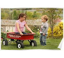 Radio Flyer Time Poster
