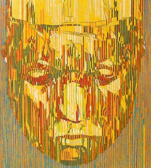 Ambassador Line Abstract by Josh Bowe