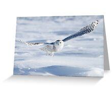 Onward and upward Greeting Card
