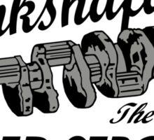 Crankshaft Co Sticker