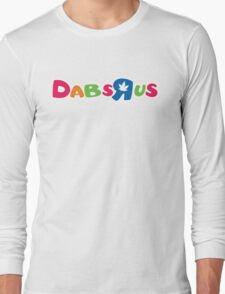 Dabs-R-us Long Sleeve T-Shirt
