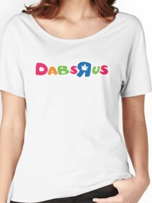Dabs-R-us Women's Relaxed Fit T-Shirt