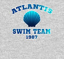 Atlantis Swim Team Womens Fitted T-Shirt