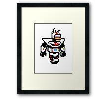 GIZMODUCK Framed Print