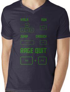 Gamer Controls Mens V-Neck T-Shirt
