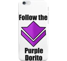 Commander's Compendium - Purple iPhone Case/Skin