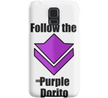 Commander's Compendium - Purple Samsung Galaxy Case/Skin