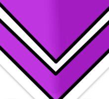 Commander's Compendium - Purple Sticker