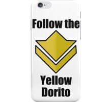 Commander's Compendium - Yellow iPhone Case/Skin