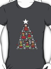 Christmas Tree Kids T-shirt T-Shirt