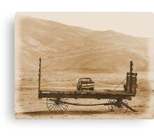 Transportation Perspectives Canvas Print