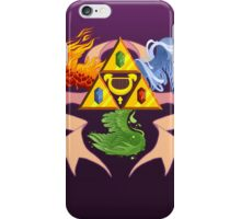 Gift of the Goddesses iPhone Case/Skin