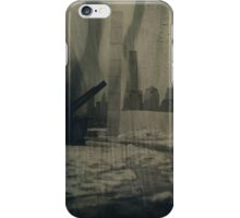 WTC Tintype Photograph iPhone Case/Skin