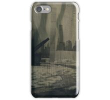 WTC Tintype Photograph iPhone Case/Skin