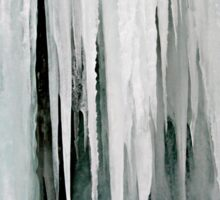 Amazing Ice Cave Sticker