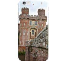 "Herstmonceaux, England: ""Herstmonceaux Castle"" iPhone Case/Skin"