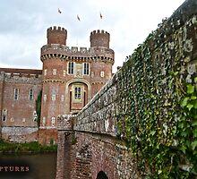 "Herstmonceaux, England: ""Herstmonceaux Castle"" by basiccaptures"