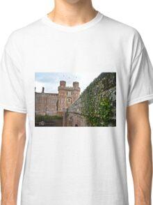 """Herstmonceaux, England: """"Herstmonceaux Castle"""" Classic T-Shirt"""