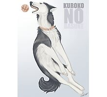 Nigou's Basketball Photographic Print