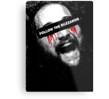 Follow The Buzzards - Bray Wyatt Metal Print