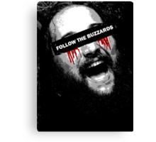 Follow The Buzzards - Bray Wyatt Canvas Print