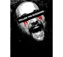 Follow The Buzzards - Bray Wyatt Photographic Print