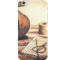 Primitive Textiles iPhone Case/Skin