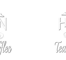 Haven Team Waffles White Logo by HavenDesign