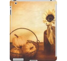 Essence of Autumn iPad Case/Skin