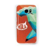HOLA. Samsung Galaxy Case/Skin