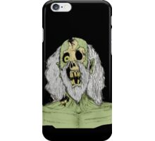 Old Man Rotted iPhone Case/Skin