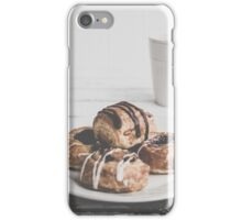 Coffee & Pastries iPhone Case/Skin