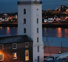 Cliffords Fort Fishquay North Shields by Jackie Wilson